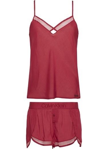 Calvin Klein Pijama Takım Renkli